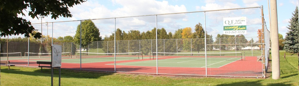 Queenswood-Fallingbrook Tennis Club